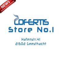 Lofertis Ladengeschäft in Geesthacht