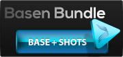 Basen Bundle mit Nikotin Shots