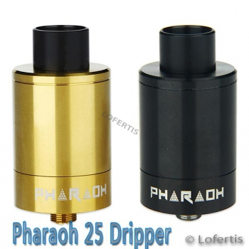 Digiflavor - Pharaoh 25 Dripper Tank