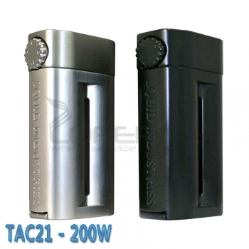Squid Industries - TAC21 - 200W Box Mod