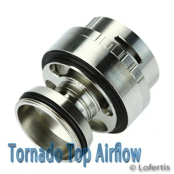 IJoy Tornado Top Airflow Steel