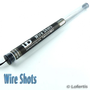 Wire Shots 0.3mm x2